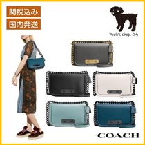 【COACH】Coach Swagger Shoulder チェーンバッグ◆国内発送◆