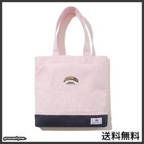 GROOVE RHYME(グルーヴライム) エコバッグ [GROOVERHYME] BANANANA ECO BAG (LIGHT PINK)