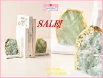 SALE!アンソロ完売*ラス1即納【Anthro】Sliced Bookends