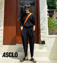 ASCLO S/S Pleats Set Up
