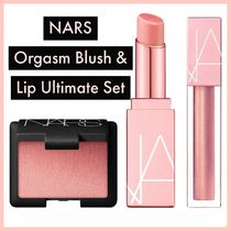 限定セット☆【NARS】Orgasm Blush & Lip Ultimate Set