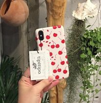 [tipitipo] Cherry Card Hard Case (matte)