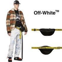 VIPセール▼Off-White▼BASIC FANNY PACKボディバッグ
