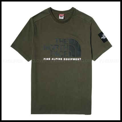 THE NORTH FACE Tシャツ・カットソー 日本未入荷&安心の国内発送★THE NORTH FACE★MEN'S PATCH TEE(9)
