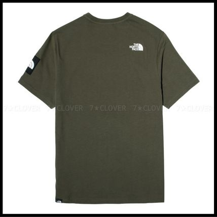 THE NORTH FACE Tシャツ・カットソー 日本未入荷&安心の国内発送★THE NORTH FACE★MEN'S PATCH TEE(10)