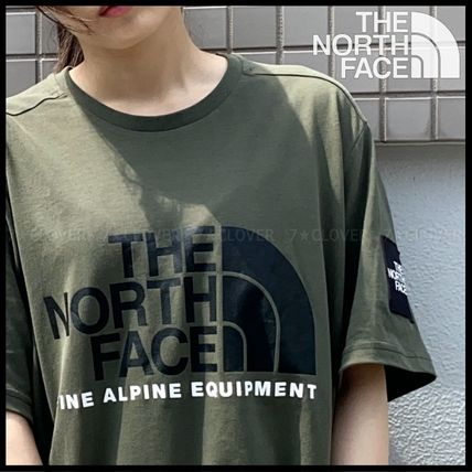 THE NORTH FACE Tシャツ・カットソー 日本未入荷&安心の国内発送★THE NORTH FACE★MEN'S PATCH TEE(2)
