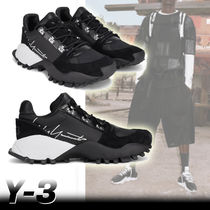 ★Y-3★Kyoi Trail Sneakers シャープなデザイン合わせやすい♪