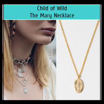 インスタ大人気☆Child Of Wild☆The Mary Necklace Silver&Gold