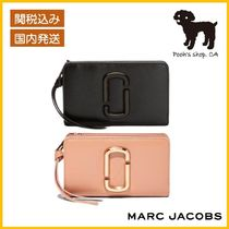 【MARC JACOBS】THE SNAPSHOT DTM COMPACT 折財布◆国内発送◆