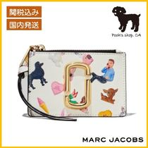 【MARC JACOBS】THE SNAPSHOT SUGAR コインケース◆国内発送◆