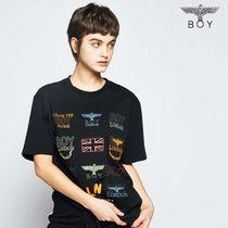 BOY LONDON★NEONISM SYMBOL T-SHIRT - B02TS1512U