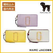 【MARC JACOBS】THE SNAPSHOT COMPACT 折財布◆国内発送◆
