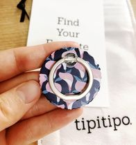 [tipitipo] Touch Flower Lily Smart Ring