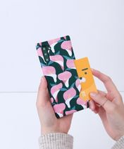 [tipitipo] Touch Flower Lily Card Hard Case