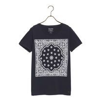WOOLRICH(ウールリッチ) Tシャツ・カットソー 【国内発送/送料込】WOOLRICH プリントTシャツ W'S GAPHIC TEE
