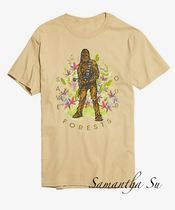 【Disney】メンズ♪STAR WARS♪SAVE OUR FORESTS Tシャツ♪