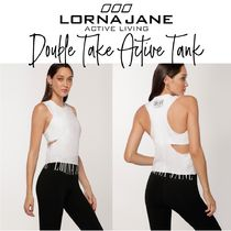 【LORNA JANE】DOUBLE TAKE ACTIVE TANK アクティブタンク