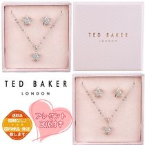 【TED BAKER】ピアス ネックレス スター BOX付3点セット《2色》