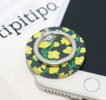 [tipitipo] Touch Flower Canola Smart Ring