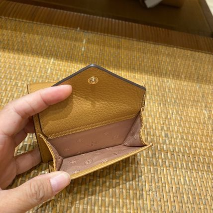 Tory Burch 折りたたみ財布 即発 TORY BURCH★CARTER MICRO WALLET ミニ財布 71624(4)