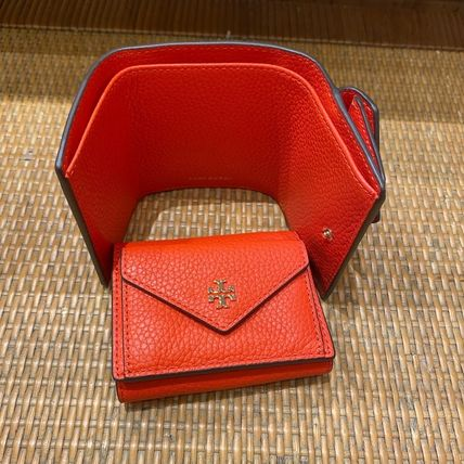 Tory Burch 折りたたみ財布 即発 TORY BURCH★CARTER MICRO WALLET ミニ財布 71624(10)