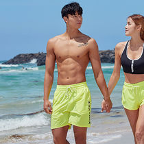 [ XEXYMIX ] Men's Cooling Board shorts (Lime)ボードショーツ