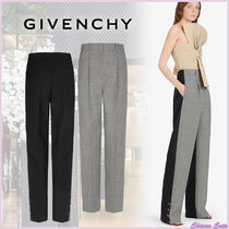 【20SS NEW】GIVENCHY_women/HOUNDSTOOTH PANTS/2トーンカラー