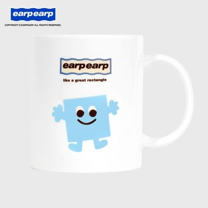 earpearp マグカップ earpearp★韓国★マグカップ★Mug cup eyes square_triangle
