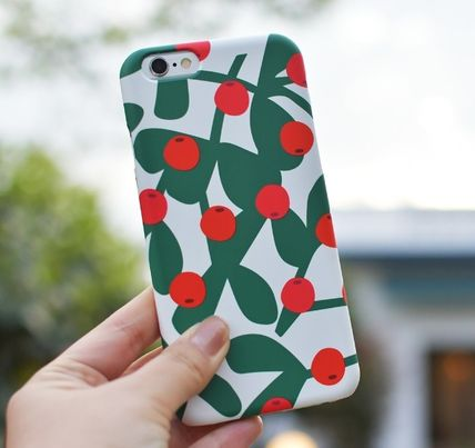 tipitipo iPhone・スマホケース [tipitipo] カード収納 Redberry Card Hard Case(2)