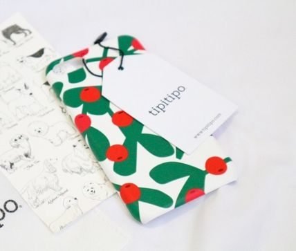 tipitipo iPhone・スマホケース [tipitipo] カード収納 Redberry Card Hard Case(3)