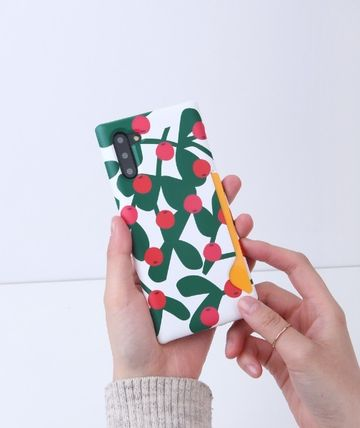 tipitipo iPhone・スマホケース [tipitipo] カード収納 Redberry Card Hard Case(5)