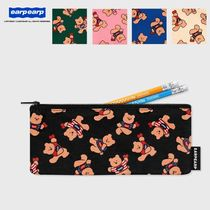 earpearp★韓国★文具ペンケース★Pencil case Dot dancing bear