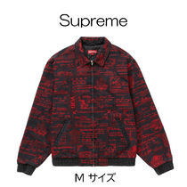 Supreme Checks Embroidered Denim Jacket シュプリーム