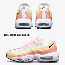 NIKE★WMNS AIR MAX 95★ATOMIC PINK/BLACK/WHITE/MELON TINT