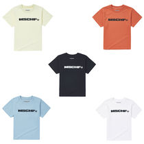 ★MISCHIEF★ラウンドベーシックTEE ROUNDED BASIC(5colors)韓国