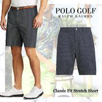 【Polo Golf】Classic Fit Stretch Short-Wedges And Wedges
