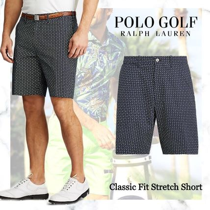 Ralph Lauren メンズ・ボトムス 【Polo Golf】Classic Fit Stretch Short-Wedges And Wedges