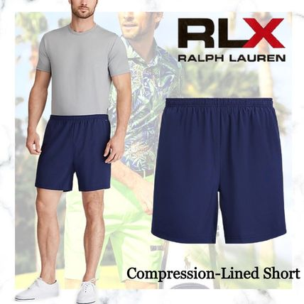 Ralph Lauren メンズ・ボトムス 【RLX Golf】Compression-Lined Short-Navy