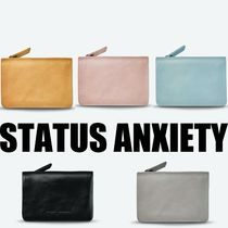 STATUS ANXIETY IS NOW BETTER/折りたたみ財布【送料関税込み】