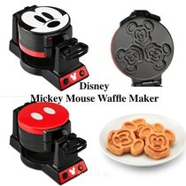 ★Disney★Mickey Mouse Double Flip★90th記念ワッフルメーカー