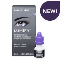 LUMIFY 2.5ミリ×3本セット Redness Reliever Eye Drops