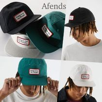 ★Afends★For The People リネンキャップ 3色