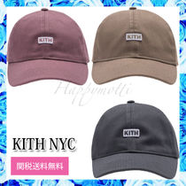 KITH NYC キッズスプリング 2 キャップ 〇関税・送料無料〇
