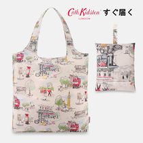 Cath Kidston☆エコバッグ Billie Goes to Town☆送料関税無料