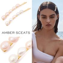2020SS【Amber Sceats】ピンクパールが可愛いヘアピンセット♪