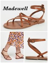 送料込 Ronherman取扱 Madewell Boardwalk Skinny Strap Sandals