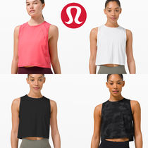 【lululemon】Sculpt Tank  Cropped♪日本未入荷カラーあり♪