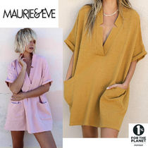 日本未入荷《AUS発》MAURIEandEVE*KIT MINI DRESS