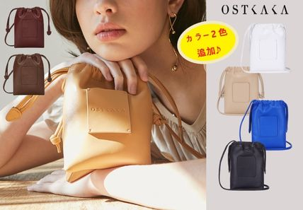 ★OSTKAKA(オストカーカ)★ 2020/SS KADEL MINI BAG / 4colors