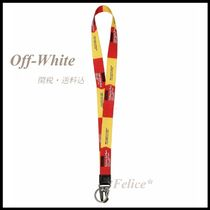*OFF-WHITE*2.0 INDUSTRIAL NECKLACE MULTICOLOR